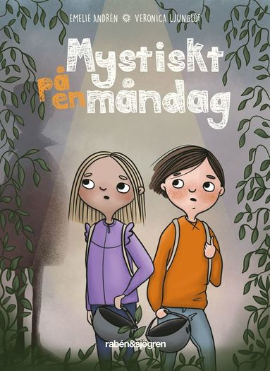 bokomslag Mystiskt på en måndag