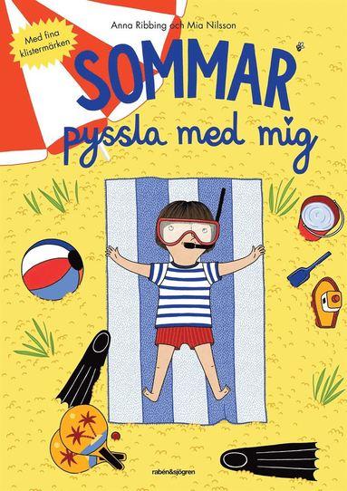 bokomslag Sommar - pyssla med mig