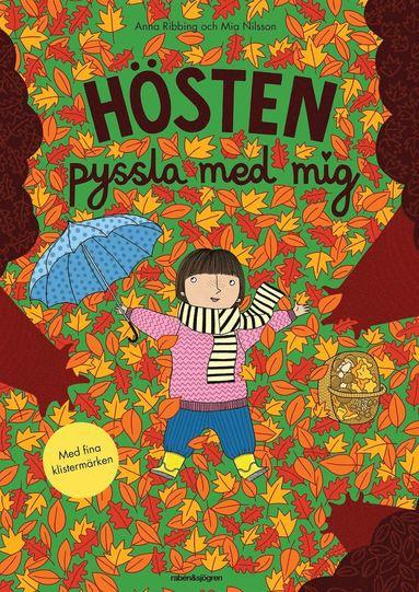 bokomslag Hösten : pyssla med mig