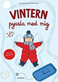 bokomslag Vintern : pyssla med mig