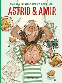 bokomslag Astrid & Amir