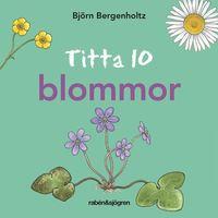 bokomslag Titta 10 blommor