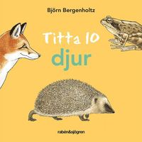 bokomslag Titta 10 djur