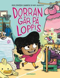 bokomslag Dorran går på loppis