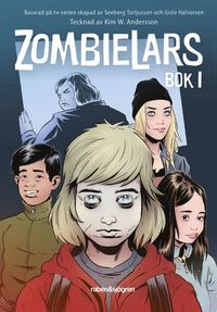 bokomslag ZombieLars : bok 1