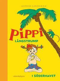 bokomslag Pippi Långstrump i Söderhavet