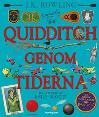 bokomslag Quidditch genom tiderna