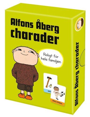 Alfons Åberg charader
