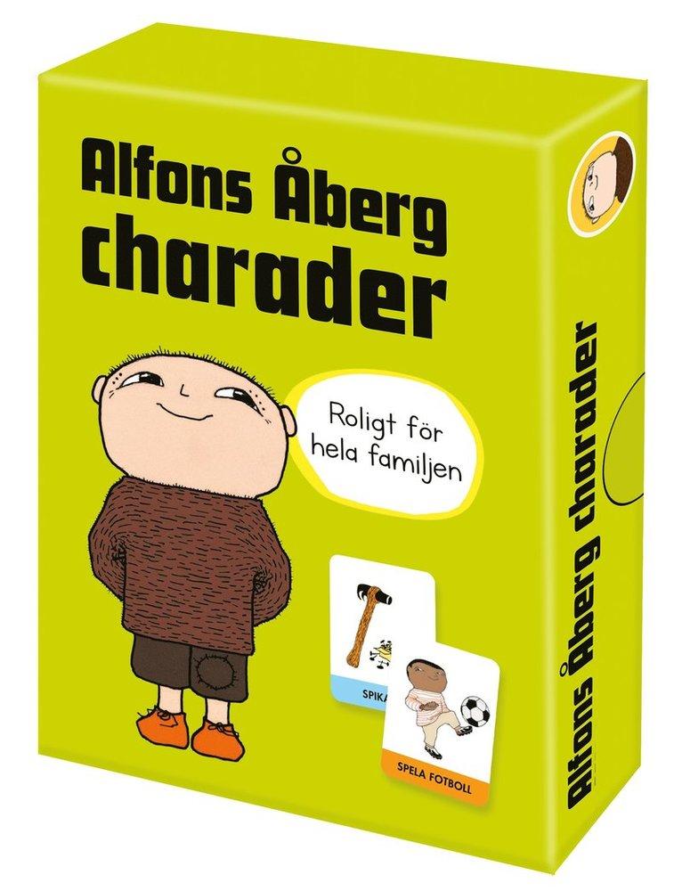 Alfons Åberg charader 1