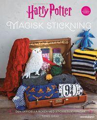 bokomslag Harry Potter. Magisk stickning : Den officiella boken med Harry Potter-inspirerad stickning