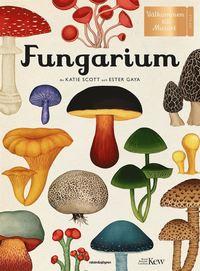 bokomslag Fungarium