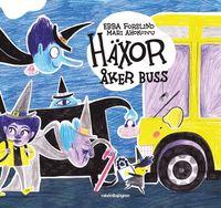bokomslag Häxor åker buss