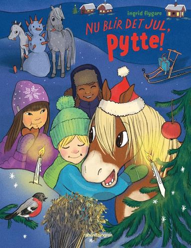 bokomslag Nu blir det jul, Pytte!