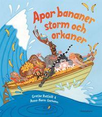 bokomslag Apor, bananer, storm och orkaner