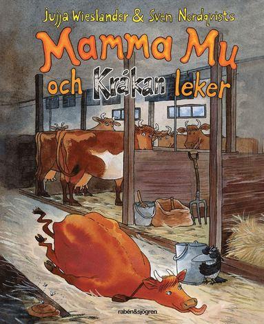 bokomslag Mamma Mu och Kråkan leker