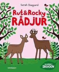 bokomslag Rut och Rocky Rådjur