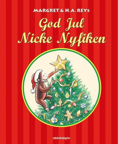 bokomslag God Jul Nicke Nyfiken