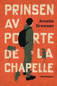 bokomslag Prinsen av Porte de la Chapelle