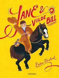bokomslag Jane och vilde Bill
