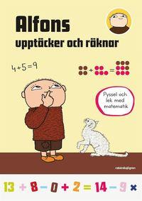 bokomslag Alfons upptäcker och räknar