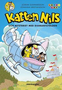 bokomslag Katten Nils och mysteriet med diamantstölden