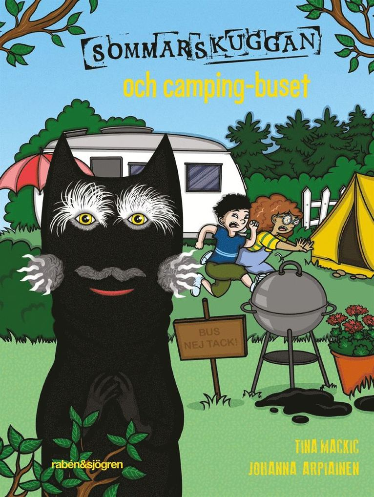 Sommarskuggan och camping-buset 1