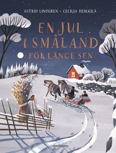 bokomslag En jul i Småland för länge sen