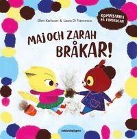 bokomslag Maj och Zarah bråkar!
