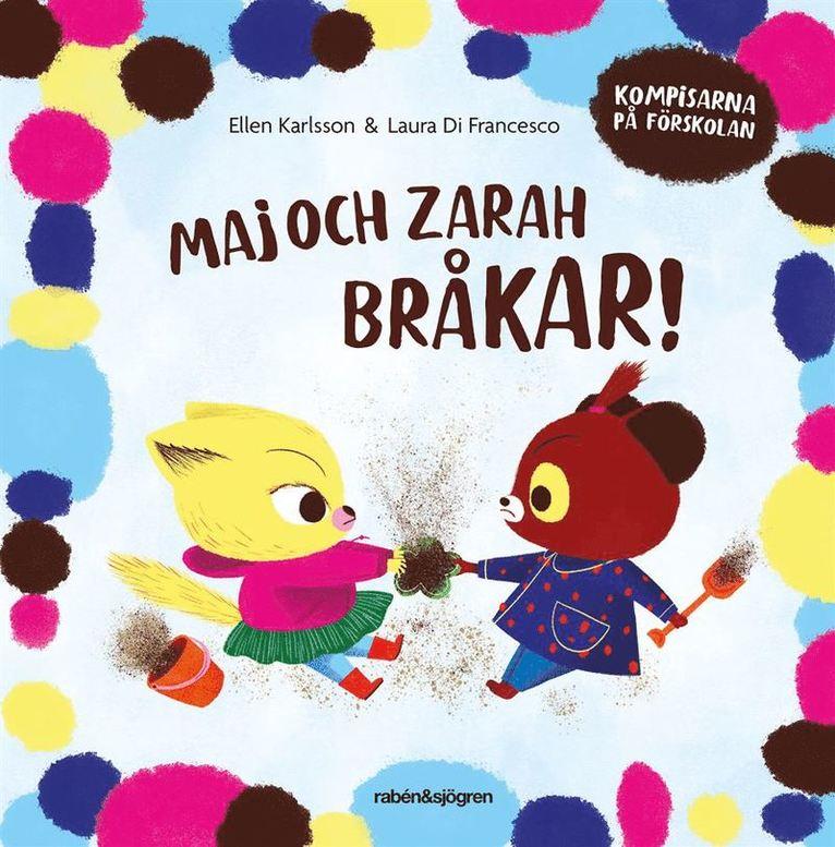 Maj och Zarah bråkar! 1