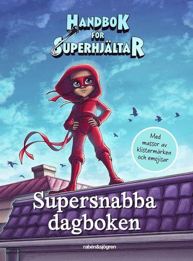 bokomslag Supersnabba dagboken