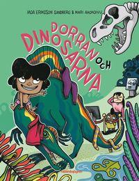 bokomslag Dorran och dinosarna