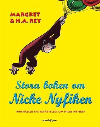 bokomslag Stora boken om Nicke Nyfiken