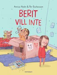 bokomslag Berit vill inte