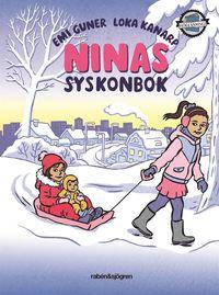 bokomslag Ninas syskonbok