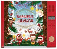 bokomslag Barnens julvisor : med ljudmodul