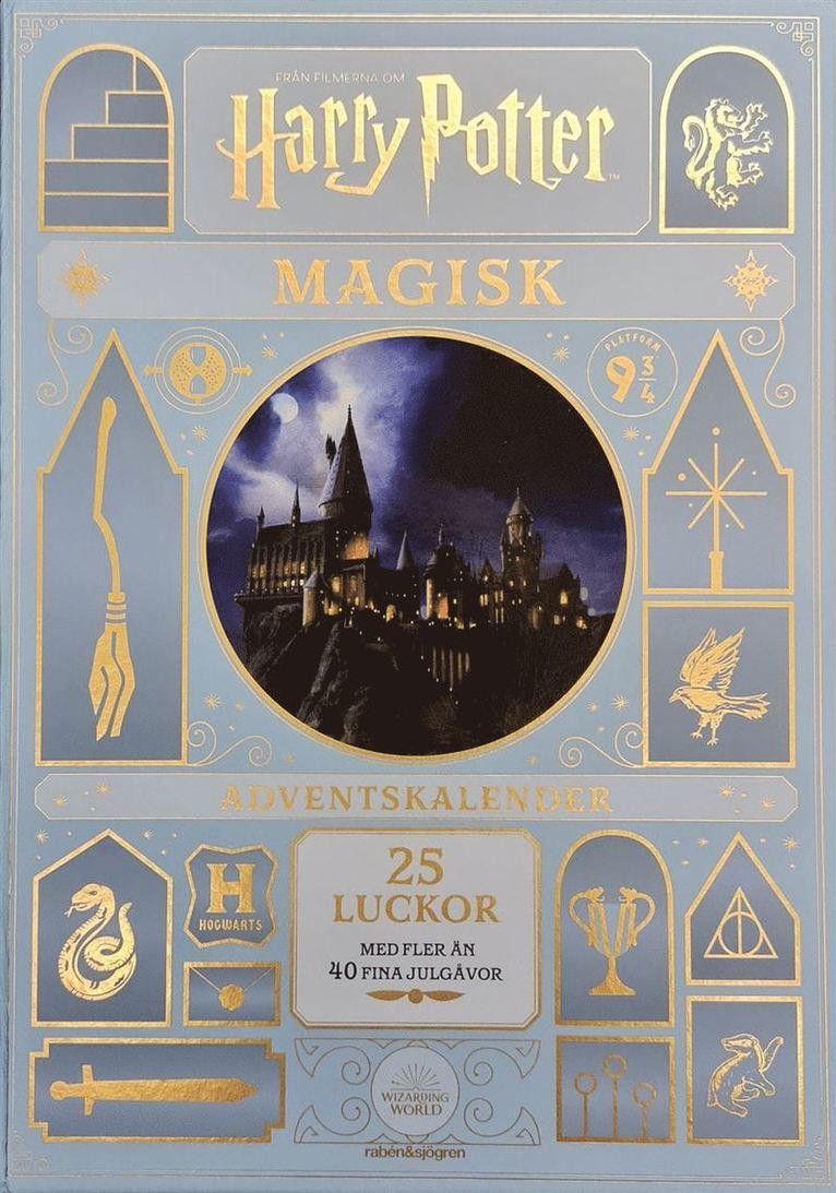 Harry Potter Magisk adventskalender 1
