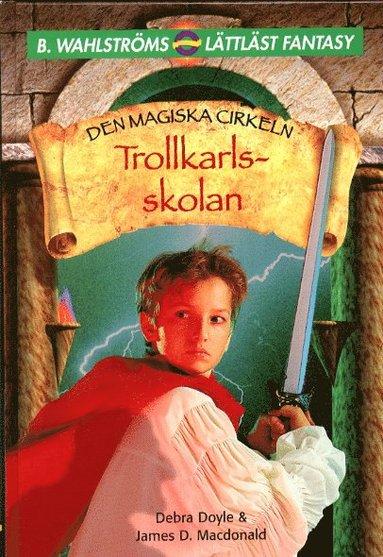 bokomslag Trollkarlsskolan