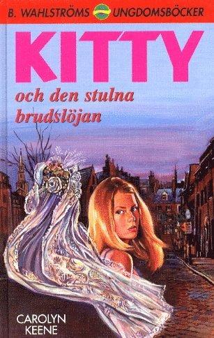 bokomslag Kitty och den stulna brudslöjan