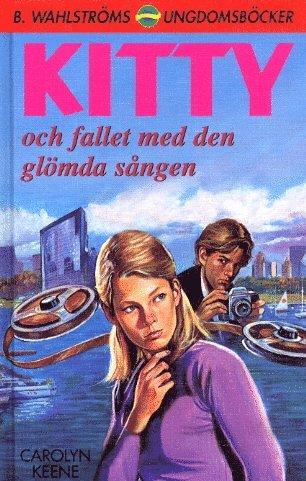 bokomslag Kitty och fallet med den glömda sången