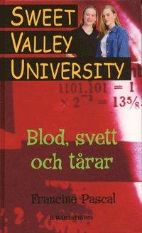 bokomslag Blod, svett och tårar