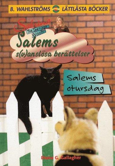 bokomslag Salems otursdag (Salems svanslösa berättelser 4)