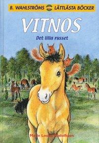 bokomslag Vitnos det lilla russet