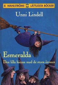 bokomslag Esmeralda : den lilla häxan med de stora öronen