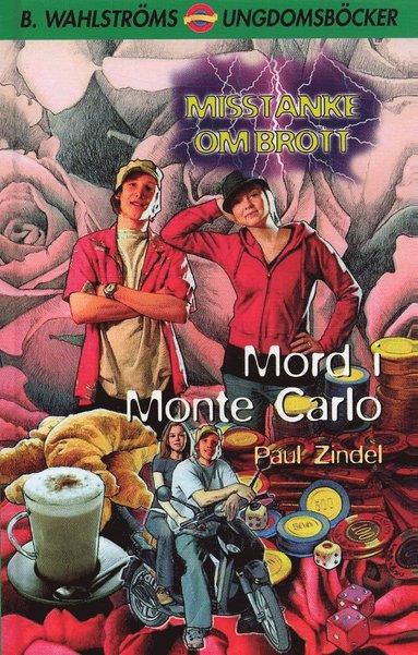 bokomslag Mord i Monte Carlo