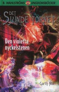 bokomslag Den violetta nyckelstenen