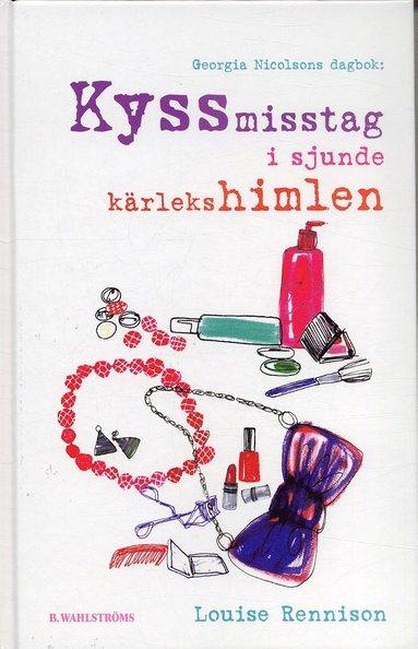 bokomslag Kyssmisstag i sjunde kärlekshimlen