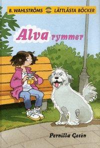 bokomslag Alva rymmer