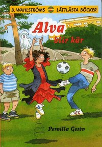 bokomslag Alva blir kär