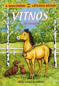 bokomslag Vitnos får medalj