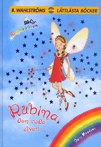 bokomslag Rubina den röda älvan